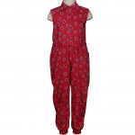COTTON DOT RED